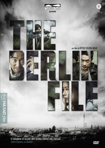The Berlin File, Azione, Corea