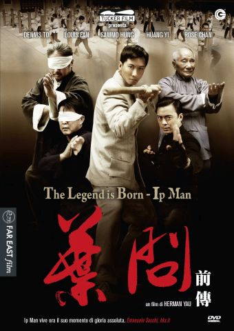 Ip Man - The Legend is Born, Azione, Hong Kong