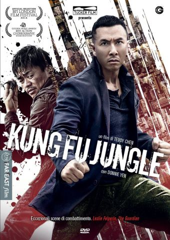 Kung Fu Jungle, Azione, Thriller, Cina, Hong Kong