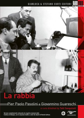 La rabbia, Documentario, Italia