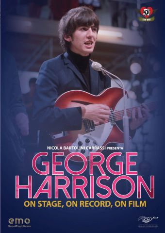 George Harrison - On Stage, On Record, On film, Musica, Documentario, Usa
