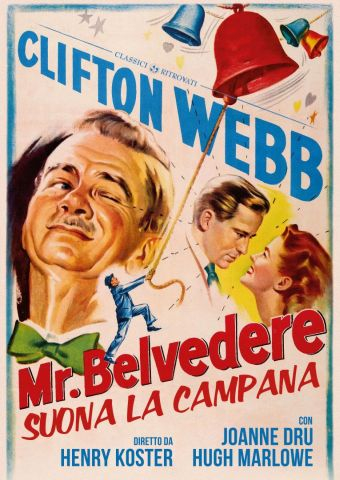 Mr. Belvedere suona la campana, Commedia, Usa