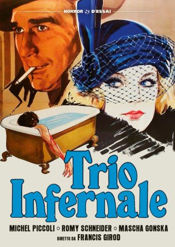 Trio infernale , Horror, Francia
