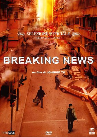 Breaking News, Thriller, Azione, Hong Kong
