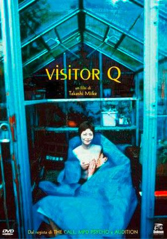 Visitor Q, Horror, Giappone