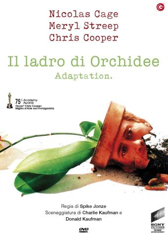 Il ladro di orchidee , Commedia, Usa
