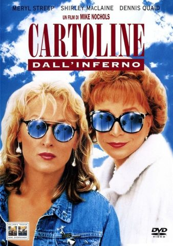Cartoline dall'inferno , Commedia, Usa