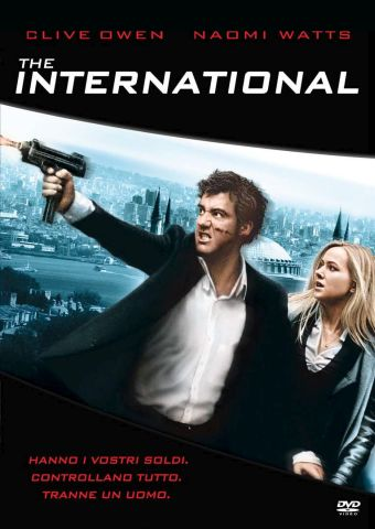 The International , Thriller, Gran Bretagna, Usa, Germania