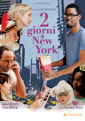 2 giorni a New York , Commedia, Germania, Francia