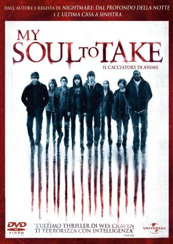 My Soul To Take - Il cacciatore di anime , Horror, Usa