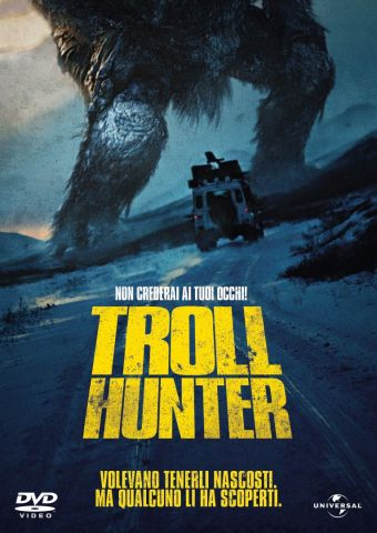 Troll Hunter , Avventura, Documentario