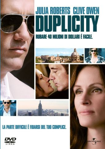 Duplicity, Thriller, Usa