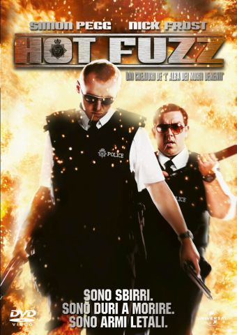 Hot Fuzz, Azione, Commedia, Comico, Usa