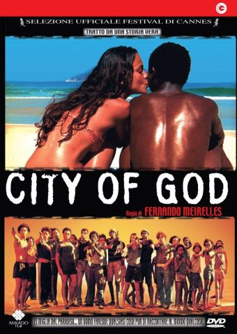 City of God   , Drammatico, Brasile