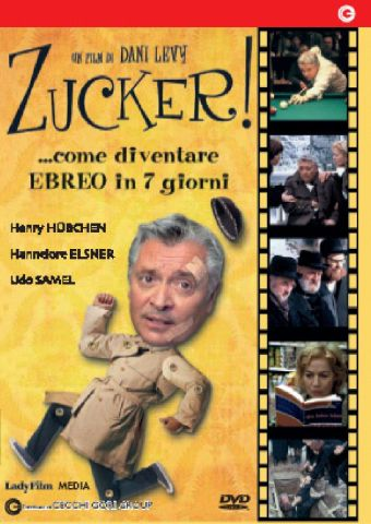 Zucker!... Come diventare ebreo in 7 giorni , Commedia, Germania