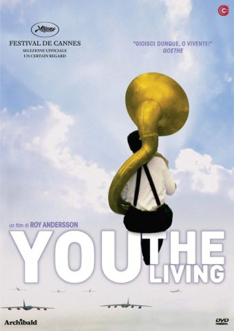 You the living, Commedia, Svezia, Danimarca, Norvegia