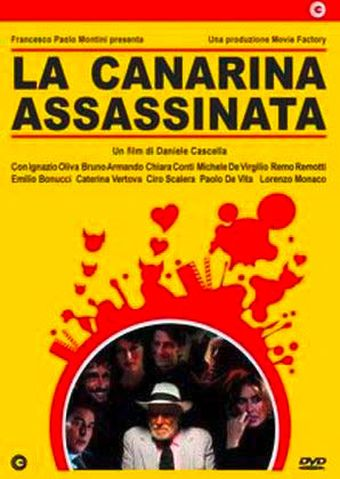 La canarina assassinata, Thriller, Commedia, Italia