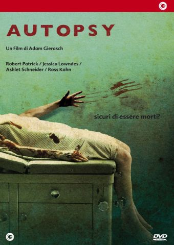 Autopsy, Horror, Thriller, Usa