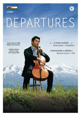 Departures, Drammatico, Giappone