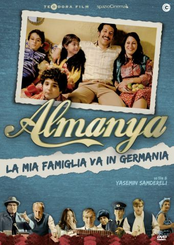Almanya - La mia famiglia va in Germania, Commedia, Germania