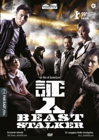 The Beast Stalker, Poliziesco, Thriller, Azione, Hong Kong