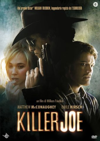 Killer Joe, Azione, Commedia, Noir, Usa
