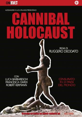 Cannibal Holocaust, Horror, Italia