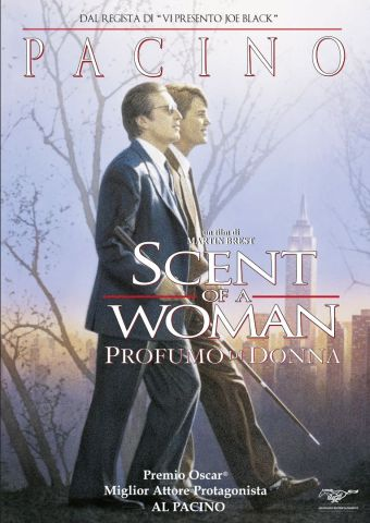Scent of a woman, Drammatico, Usa