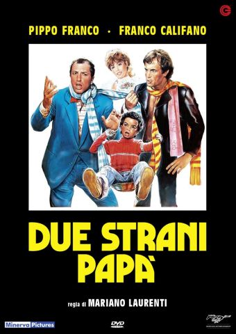 Due strani papà, Commedia, Italia