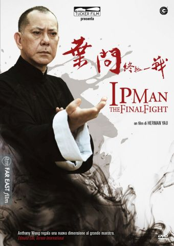 Ip Man - The Final Fight, Azione, Hong Kong