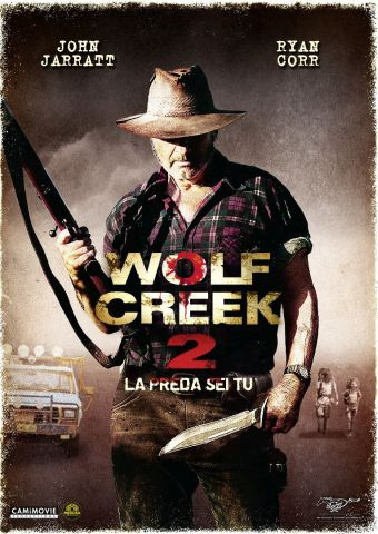 Wolf Creek 2, Horror, Australia