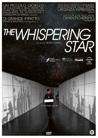 The Whispering Star , Fantascienza, Giappone