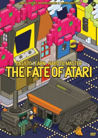 Easy To Learn, Hard to Master: The Fate of Atari , Documentario, Italia