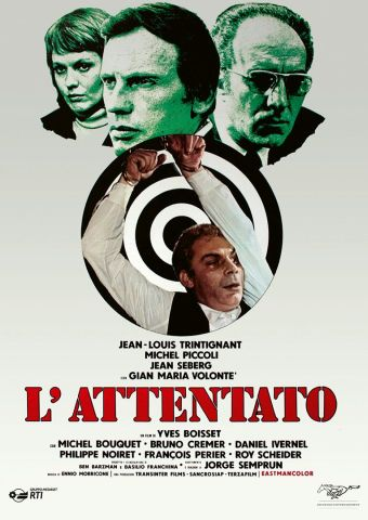 L'attentato , Thriller, Francia, Italia, Germania