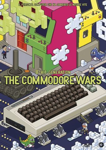 The Commodore Wars -  8 Bit Generation , Documentario, Italia