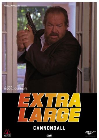 Detective Extralarge - Cannonball , Azione, Poliziesco, Serie TV, Germania, Italia