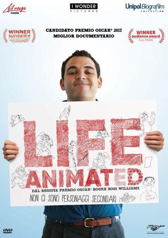 Life, Animated , Documentario, Usa