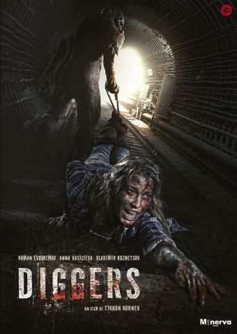 Diggers , Thriller, Horror, Usa