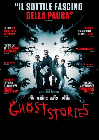 Ghost Stories , Horror, Gran Bretagna