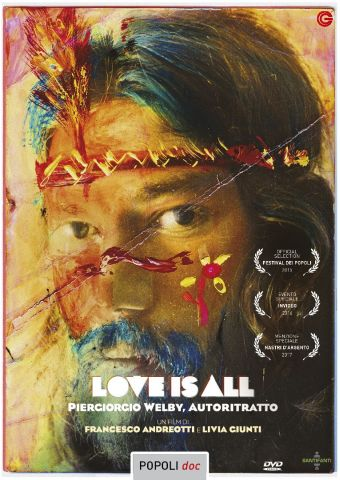 Love is all. Piergiorgio Welby, Autoritratto , Documentario, Italia