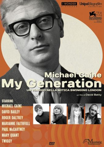 My Generation , Documentario, Gran Bretagna