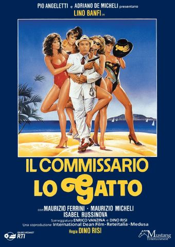 Il commissario Lo Gatto , Commedia, Italia