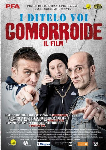 Gomorroide - Il Film , Commedia, Italia