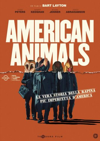 American Animals, Thriller, Usa, Gran Bretagna