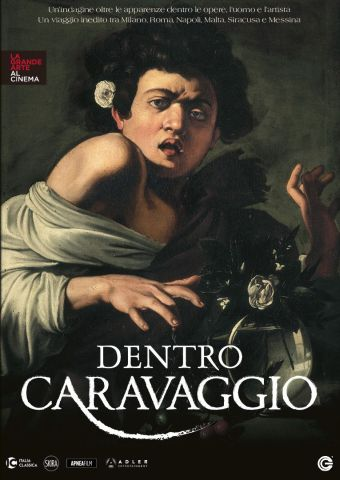 Dentro Caravaggio , Documentario, Italia