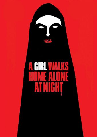 A Girl Walks Home Alone At Night , Horror, Usa