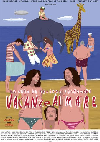 Vacanze al mare , Documentario, Italia