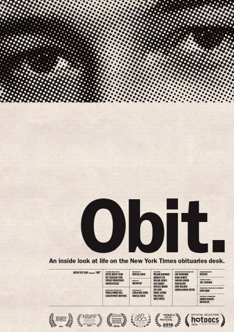 Obit , Documentario, Usa