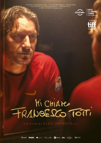 Mi chiamo Francesco Totti , Documentario, Italia