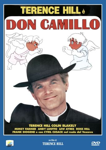 Don Camillo, Commedia, Usa, Italia